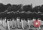 Image of Merchant Marine Officer candidates Kings Point New York USA, 1942, second 12 stock footage video 65675058105