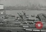 Image of Fighting fires at seaports United States USA, 1944, second 5 stock footage video 65675058108