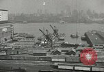 Image of Fighting fires at seaports United States USA, 1944, second 6 stock footage video 65675058108
