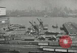 Image of Fighting fires at seaports United States USA, 1944, second 7 stock footage video 65675058108