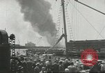Image of Fighting fires at seaports United States USA, 1944, second 8 stock footage video 65675058108