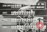 Image of Coast Guard screens prospective Merchant Marine seamen United States USA, 1944, second 5 stock footage video 65675058114