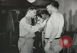 Image of Coast Guard screens prospective Merchant Marine seamen United States USA, 1944, second 11 stock footage video 65675058114