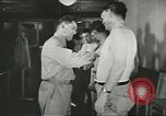 Image of Coast Guard screens prospective Merchant Marine seamen United States USA, 1944, second 12 stock footage video 65675058114