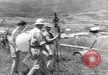 Image of P-39 Airacobras Wau Papua New Guinea, 1943, second 1 stock footage video 65675058122