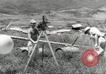 Image of P-39 Airacobras Wau Papua New Guinea, 1943, second 6 stock footage video 65675058122