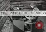 Image of naval task force Rendova Beach Solomon Islands, 1944, second 8 stock footage video 65675058124