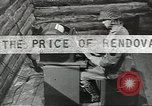 Image of naval task force Rendova Beach Solomon Islands, 1944, second 9 stock footage video 65675058124