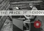 Image of naval task force Rendova Beach Solomon Islands, 1944, second 10 stock footage video 65675058124