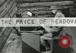 Image of naval task force Rendova Beach Solomon Islands, 1944, second 11 stock footage video 65675058124