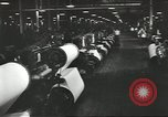 Image of cloth and shoe manufacturing Tennessee United States USA, 1940, second 3 stock footage video 65675058128