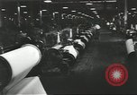 Image of cloth and shoe manufacturing Tennessee United States USA, 1940, second 5 stock footage video 65675058128