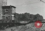 Image of troop train United States USA, 1943, second 1 stock footage video 65675058132