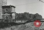 Image of troop train United States USA, 1943, second 2 stock footage video 65675058132