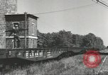 Image of troop train United States USA, 1943, second 3 stock footage video 65675058132