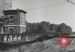 Image of troop train United States USA, 1943, second 4 stock footage video 65675058132
