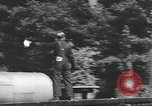 Image of troop train United States USA, 1943, second 9 stock footage video 65675058132