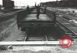 Image of troop train United States USA, 1943, second 12 stock footage video 65675058132