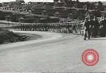 Image of troop train United States USA, 1943, second 1 stock footage video 65675058133