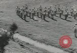 Image of troop train United States USA, 1943, second 2 stock footage video 65675058134