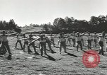 Image of troop train United States USA, 1943, second 5 stock footage video 65675058134