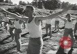 Image of troop train United States USA, 1943, second 10 stock footage video 65675058134