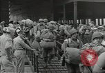 Image of American troops New York United States USA, 1944, second 4 stock footage video 65675058140