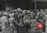Image of American troops New York United States USA, 1944, second 7 stock footage video 65675058140