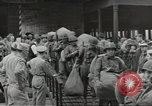 Image of American troops New York United States USA, 1944, second 8 stock footage video 65675058140