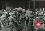 Image of American troops New York United States USA, 1944, second 9 stock footage video 65675058140