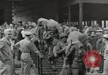 Image of American troops New York United States USA, 1944, second 10 stock footage video 65675058140