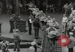 Image of American troops New York United States USA, 1944, second 12 stock footage video 65675058140