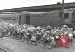 Image of American soldiers New York United States USA, 1944, second 6 stock footage video 65675058141