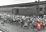 Image of American soldiers New York United States USA, 1944, second 7 stock footage video 65675058141