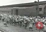 Image of American soldiers New York United States USA, 1944, second 8 stock footage video 65675058141