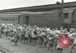 Image of American soldiers New York United States USA, 1944, second 9 stock footage video 65675058141