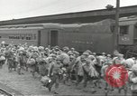 Image of American soldiers New York United States USA, 1944, second 11 stock footage video 65675058141