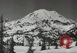 Image of mountain roadways Washington State United States USA, 1944, second 6 stock footage video 65675058148