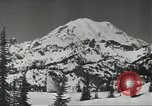 Image of mountain roadways Washington State United States USA, 1944, second 7 stock footage video 65675058148