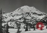 Image of mountain roadways Washington State United States USA, 1944, second 8 stock footage video 65675058148