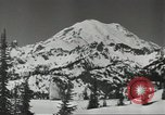 Image of mountain roadways Washington State United States USA, 1944, second 9 stock footage video 65675058148