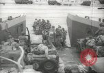 Image of Allied infantry Normandy France, 1944, second 2 stock footage video 65675058152