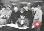 Image of Coast Guard officer United States USA, 1944, second 7 stock footage video 65675058153