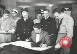 Image of Coast Guard officer United States USA, 1944, second 8 stock footage video 65675058153