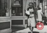 Image of rationing goods in America during World War 2 United States USA, 1943, second 11 stock footage video 65675058158