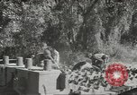 Image of supplies European Theater, 1944, second 9 stock footage video 65675058159
