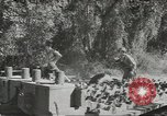 Image of supplies European Theater, 1944, second 10 stock footage video 65675058159