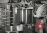 Image of processing of eggs Chicago Illinois USA, 1943, second 10 stock footage video 65675058162