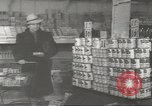 Image of King Kullen Grocery store New York United States USA, 1943, second 3 stock footage video 65675058164