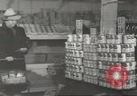 Image of King Kullen Grocery store New York United States USA, 1943, second 4 stock footage video 65675058164